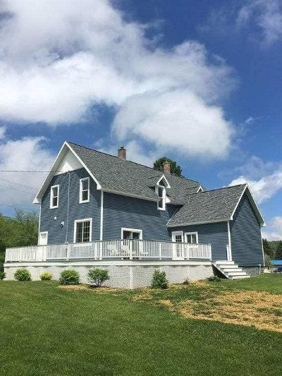 Ishpeming Single Family Home For Sale: 106 N Angeline St #Lot 36