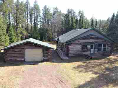Gwinn Single Family Home For Sale: 2375 W Co Rd 565