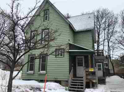 Marquette Single Family Home New: 210 W Ohio St