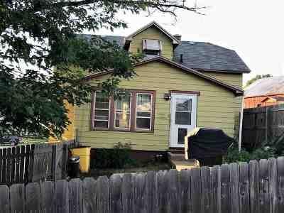 Negaunee Single Family Home New: 218 Tobin St