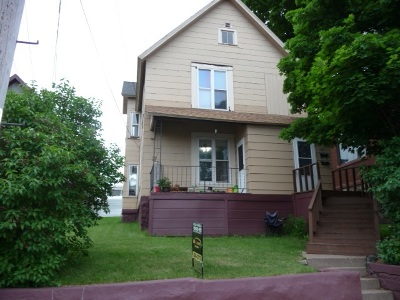 Multi Family Home For Sale: 107 E Barnum St #2