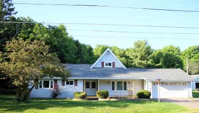 Ishpeming Single Family Home Pending w/Contingency: 754 Cooper Lake