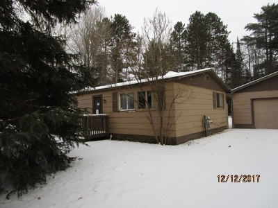 Gwinn Single Family Home New: 408 N River Dr