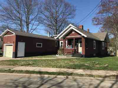 Marquette Single Family Home For Sale: 1303 Russell St