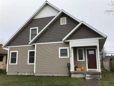 Negaunee Single Family Home For Sale: 1016 Baldwin Ave