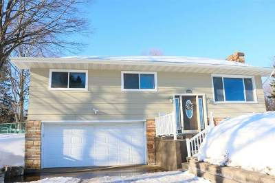 Munising Single Family Home Pending w/Contingency: E9446 Orchard