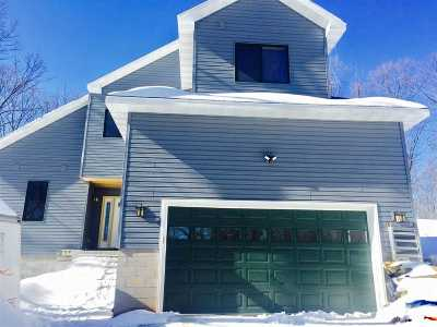 Marquette Single Family Home Pending w/Contingency: 650 S Vandenboom Rd