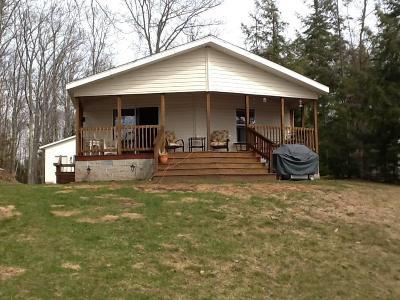 Gwinn Single Family Home Pending w/Contingency: 1488 W Knudsen Lake Rd