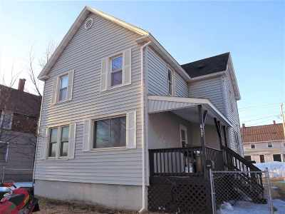 Negaunee Single Family Home Pending w/Contingency: 617 Prince