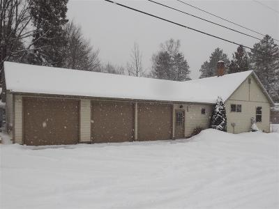 Gwinn Single Family Home Pending w/Contingency: 154 N Elm