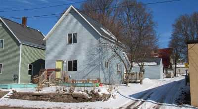 Marquette Single Family Home Pending w/Contingency: 114 Genesee St
