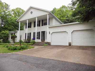 Marquette MI Single Family Home For Sale: $324,900