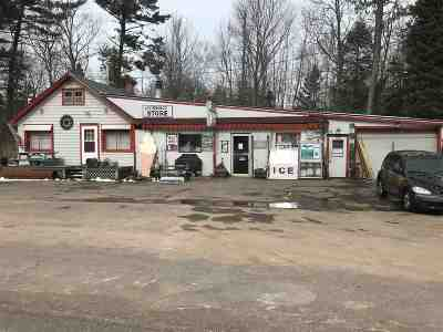 Marquette Commercial Pending w/Contingency: 400 Co Rd 550