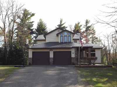 Negaunee Single Family Home Price Change: 14 Pine Run