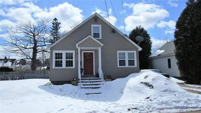 Marquette Single Family Home Pending w/Contingency: 322 E Magnetic St