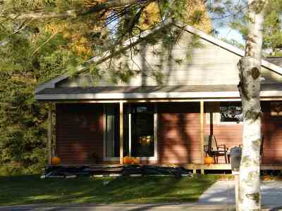 Michigamme Single Family Home For Sale: 21555 Beaufort Rd