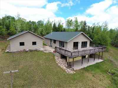 Marquette Single Family Home For Sale: 650 Co Rd 480