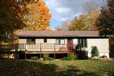 Munising Single Family Home Pending w/Contingency: N6954 Chapel Dr