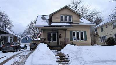 Marquette Single Family Home Pending w/Contingency: 334 E Prospect St