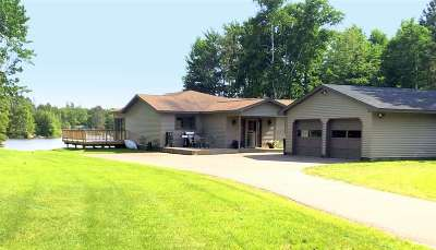 Gwinn Single Family Home For Sale: 2011 Co Rd 456