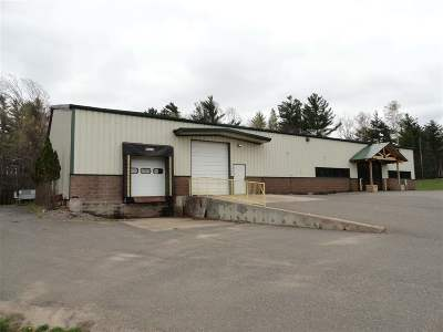 Marquette Commercial For Sale: 875 Brookton Rd