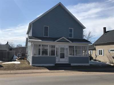 Ishpeming Multi Family Home For Sale: 1107/1109 N Third St