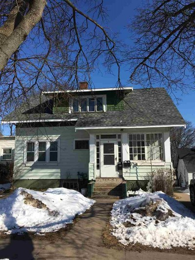 Marquette Multi Family Home Price Change: 434 W Hewitt St