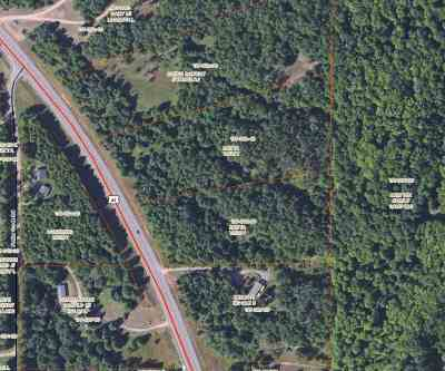 Marquette Residential Lots & Land New: 8044 S Us41