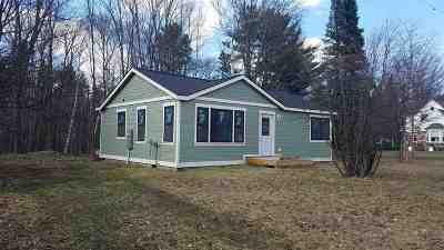 Ishpeming Single Family Home For Sale: 203 Birch