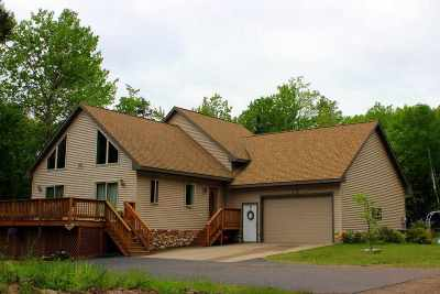 Marquette Single Family Home Pending w/Contingency: 14 Timber Creek #Lot B