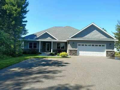 Marquette Single Family Home For Sale: 1867 E M28