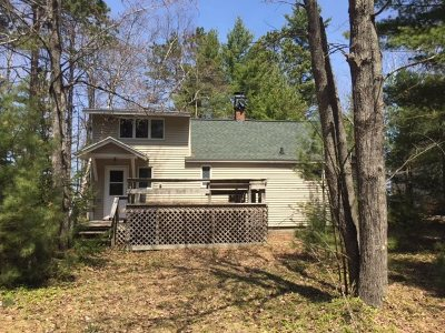 Marquette Single Family Home Pending w/Contingency: 2913 M28
