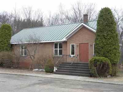 Ishpeming Commercial Pending w/Contingency: 2100 Prairie Ave