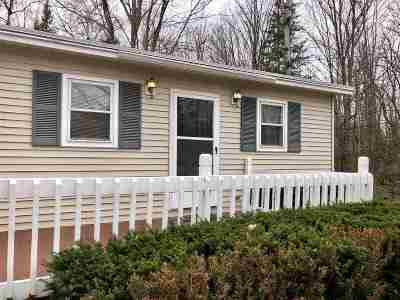 Marquette Single Family Home Pending w/Contingency: 6027 Co Rd 550