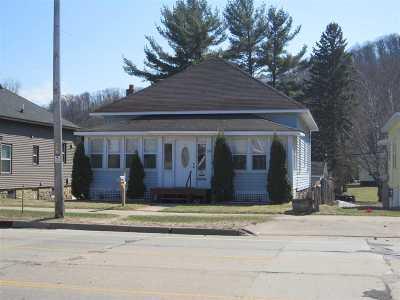 Munising Single Family Home Pending w/Contingency: 315 W Munising Ave