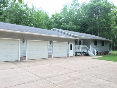 Marquette Single Family Home For Sale: 120 S Tracie Ln