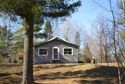Gwinn Single Family Home Pending w/Contingency: 664 N Horseshoe Lake Rd