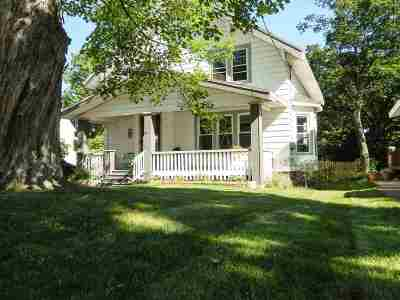 Marquette Single Family Home Pending w/Contingency: 319 E Prospect St
