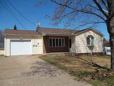Marquette Single Family Home Pending w/Contingency: 2072 Waldo St