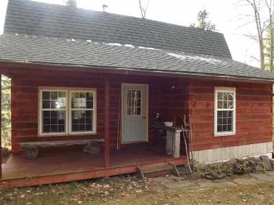 Ishpeming Single Family Home For Sale: 542 North Rd