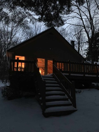 Munising Single Family Home For Sale: E6916 Maple Grove Rd