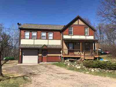 Negaunee Single Family Home Pending w/Contingency: 128 Carlson
