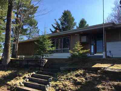 Michigamme Single Family Home For Sale: 24671 Pine Ave