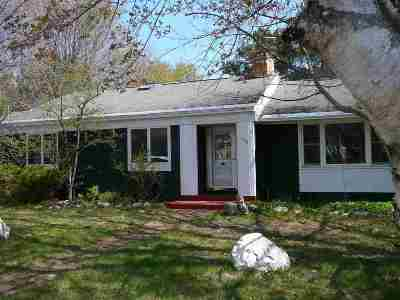 Marquette Single Family Home For Sale: 510 Schoolcraft St