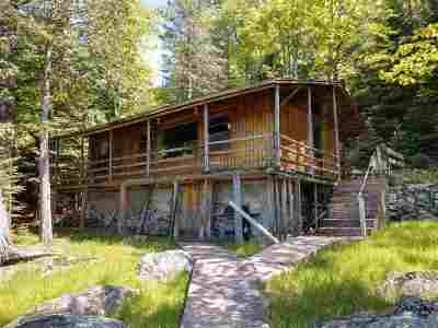 Michigamme Single Family Home Pending w/Contingency: 729 (201) N Lake Arfelin Rd