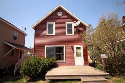 Negaunee Single Family Home For Sale: 312 W Clark St