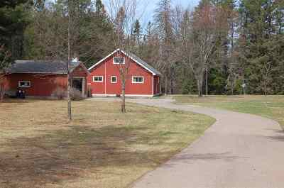 Ishpeming Single Family Home For Sale: 115 S Camp