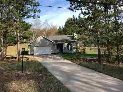 Marquette Single Family Home Pending w/Contingency: 128 Weiland Dr