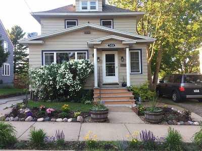 Marquette Single Family Home New: 348 W Crescent St