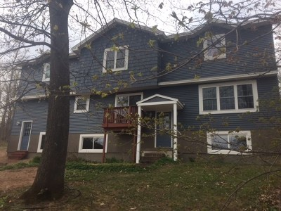 Negaunee Single Family Home Pending w/Contingency: 52 Jarvi Rd